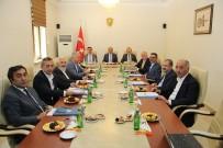 SEYFETTIN AZIZOĞLU - KUDAKA Yönetim Kurulu Toplantısı Erzurum'da Yapıldı
