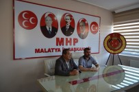 ÜLKÜ OCAKLARı - Milletvekili Fendoğlu'ndan Avşar'a Teşekkür Ziyareti