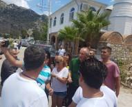 SELIMIYE - Muharrem İnce, Ailesiyle Birlikte Marmaris'te Tatil Yapıyor