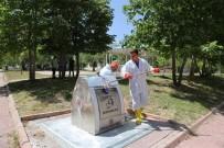 Nevşehir'de Çöp Konteyneri Temizliği