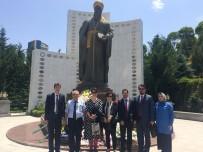 TÜRKÇE ÖĞRETMENLIĞI - PAÜ'lü Akademisyenler Türkmenistan Büyükelçiliği Tarafından Ödüllendirildi
