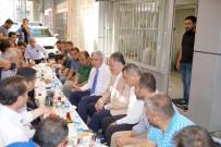 AHMET ÇAKıR - Polat, Şire Pazarı Esnafıyla Bir Araya Geldi