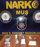 Polis, Uyuşturucu Tacirlerine Geçit Vermiyor