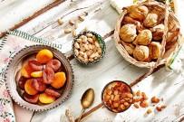 ATATÜRK LİSESİ - Sağlıklı yaşamın yolu günlük 28 gram kuru meyve
