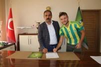 FETHIYESPOR - Şanlıurfaspor Metin Sevinç'i Renklerine Bağladı
