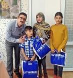 Sungurlu'da Yükümlü Ve Çocuklarına Giysi Yardımı Yapıldı