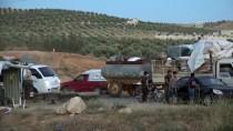 GÜVENLİ BÖLGE - Suriye'nin güneyinde zorunlu göç dalgası büyüyor