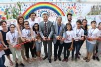 SERGİ AÇILIŞI - TEGV Mersin'de 'Renkli Kalemler' Etkinliği