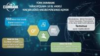 50 MİLYON DOLAR - Türk Eximbank Bankalar Konsorsiyumundan 550 Milyon Dolar Kredi Sağladı