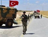 KOBANİ - Türkiye'ye küstah tehdit! Menbiç'e girerlerse...