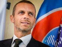 HAKEM KURULU - UEFA Başkanı'ndan Galatasaray açıklaması