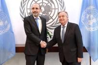 ANTONIO GUTERRES - Ürdün Dışişleri Bakanı Açıklaması 'Uluslararası Toplum Suriyelilere Kendi Topraklarında Yardım İçin Bir Mekanizma Bulsun'