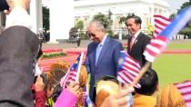 10 MAYıS - Widodo Malezya Başbakanı Mahathir İle Görüştü