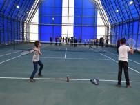 Yüksekova İlk Tenis Kortuna Kavuştu