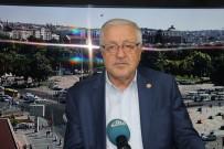 AHMET UZER - AK Parti Gaziantep Milletvekili Uzer Açıklaması 'HDP, Millet İttifakı'nın Gizli Ortağı'