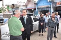 AK Parti Milletvekilleri Seçim Gezilerini Sürdürüyor