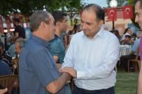 AK Partili Baybatur Ahmetli'de İftara Katıldı