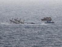 Antalya'da sürat teknesi battı: 9 göçmen hayatını kaybetti