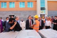 CÜNEYT YÜKSEL - Bakan Bak Çerkezköy'de İncelemelerde Bulundu