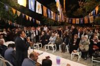 Bakan Tüfenkci Seçim Çalışmalarını Sürdürüyor