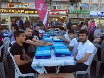 AHMET ÖZKAN - Başakşehir'de 15 Bin Kişi İftar Sofrasında Buluştu