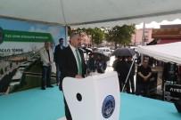 AĞIR VASITA - Başkan Çelik, '2014 Yılından İtibaren Yahyalı'ya 52 Milyon TL'lik Yatırım Yapıldı'