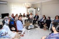MURAT AYDıN - Başkan Uysal, Zeytinburnu'nda 'Millet Bahçesi' Müjdesi Verdi