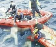 TUNUS - Batan Kaçak Göçmen Gemisindeki Ölü Sayısı 46'Ya Yükseldi