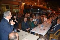 AK PARTİ MİLLETVEKİLİ - Belediye Başkanı  Vergili  Açıklaması 'Tercih Yenice'nindir'