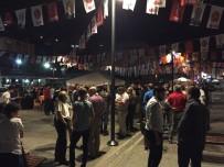 Bursa'da Siyasi Parti Gerginliği