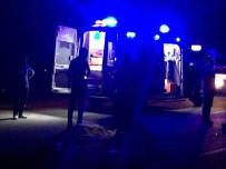 MEHMET ASLAN - Çevre Yolunda Kaza Açıklaması1 Ölü