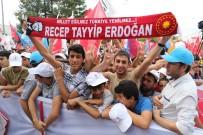 Cumhurbaşkanı Erdoğan Açıklaması '53 Kürt Kardeşimin Kanı Demirtaş'ın Eline Bulaşmıştır'