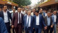 Ensarioğlu Çüngüş'te İki Seçim Bürosu Açtı