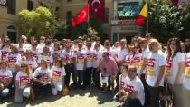 GALATASARAY ÜNIVERSITESI - Galatasaray Lisesi'nde Geleneksel Pilav Günü Etkinliği Yapıldı