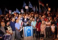 BAĞDAT - Irak'ta Türkmen Gazetecilerden Protestoculara Destek