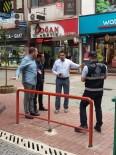 ULAŞıM KOORDINASYON MERKEZI - İzmit'te Trafik Düzenlemesi Yapılıyor