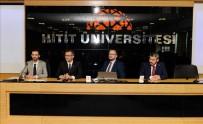 KUVEYT TÜRK - 'Katılım Bankacılığı Ve Faizsiz Finans' Eğitimini Başarıyla Bitirenlere Sertifika