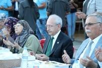 Kılıçdaroğlu, Çanakkale'de İftar Yemeğine Katıldı