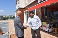 AKMESCIT - Kocasinan Belediyesi Yakut Mahallesi'ni Asfaltlıyor