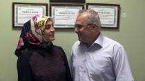 KORNEA NAKLİ - Kornea Nakliyle 20 Yıl Sonra Işığa Kavuştu