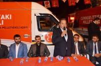 ORDUZU - MHP'li Fendoğlu'na Yoğun İlgi