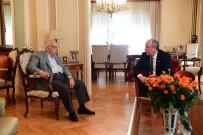 BAŞKANLIK SİSTEMİ - Muharrem İnce Eski TBMM Başkanı Hüsamettin Cindoruk'u Ziyaret Etti