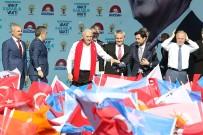 MEHMET ALI ŞAHIN - 'Ortada Böbürlenip Dolananlar AK Parti'ye, Millete Dua Etsin'