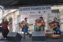 TOLGA ÇANDAR - Paris'te Küçük İstanbul Festivali Coşku İle Kutlandı