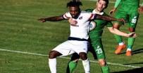 Pütürge Belediyespor'da Fildişili Ve Ganalı Oyuncu Transferi
