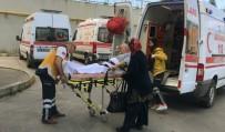 Sakarya'da Silahlı Kavga Açıklaması 1 Yaralı