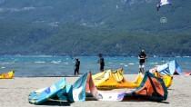 UÇURTMA SÖRFÜ - 'Sakin Kentte' Rüzgar Sörfü Yoğunluğu