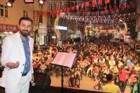 SEYFULLAH - Sanatçı Seyfullah Çakmak Hakkari'de Konser Verdi