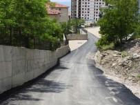 Şırnak'ta Asfaltlama Çalışmaları Devam Ediyor