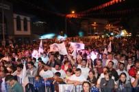 BAHÇEŞEHIR - Süper Lig'e Yükselen Afyon Belediyespor Basketbol Takımı Şampiyonluğu Kutladı